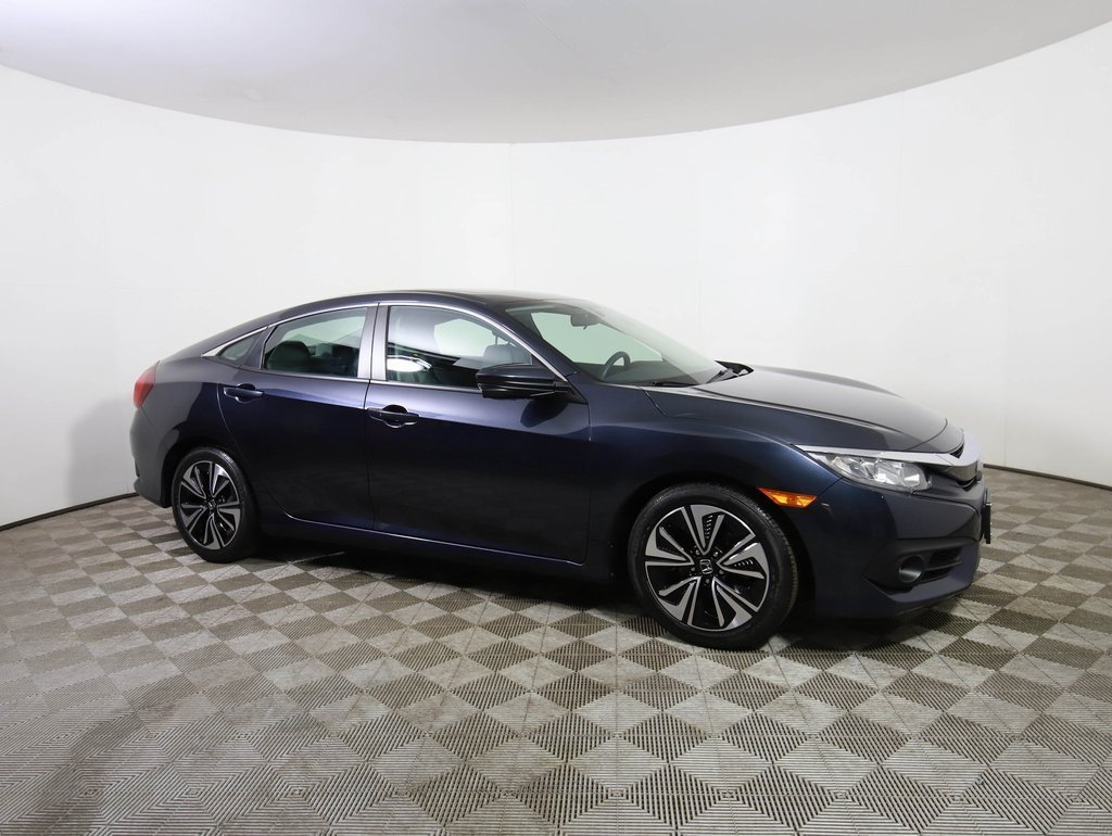 Pre Owned 2016 Honda Civic Ex T