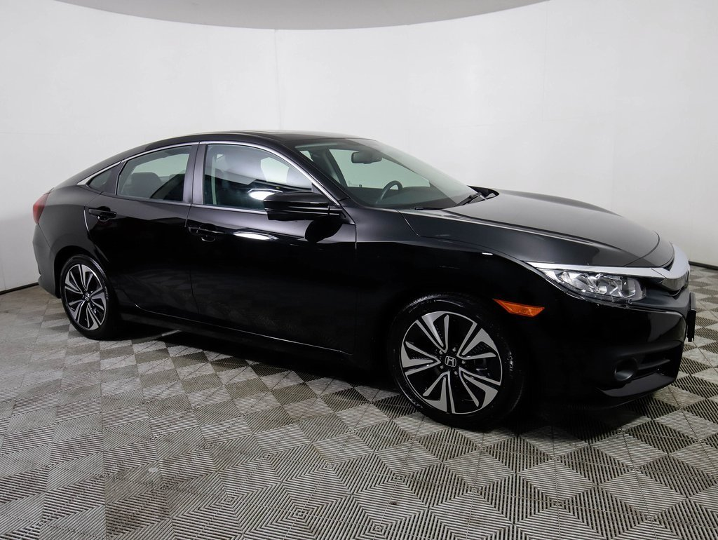 Certified Pre Owned 2017 Honda Civic Exl