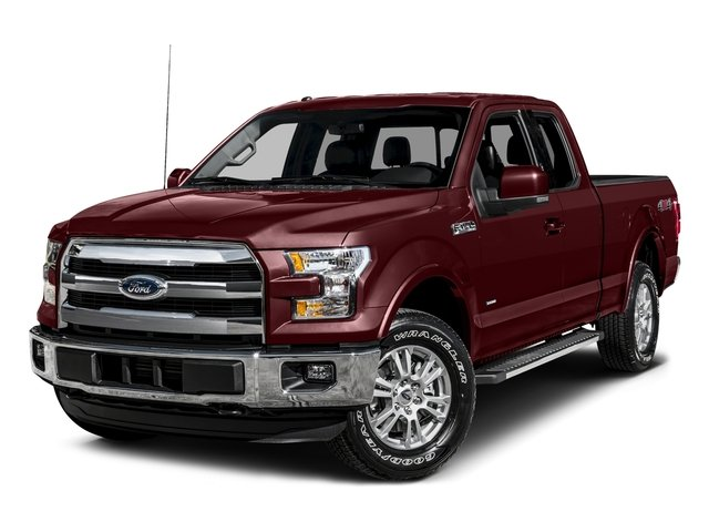 Pre-Owned 2015 Ford F-150 XLT 4WD V6