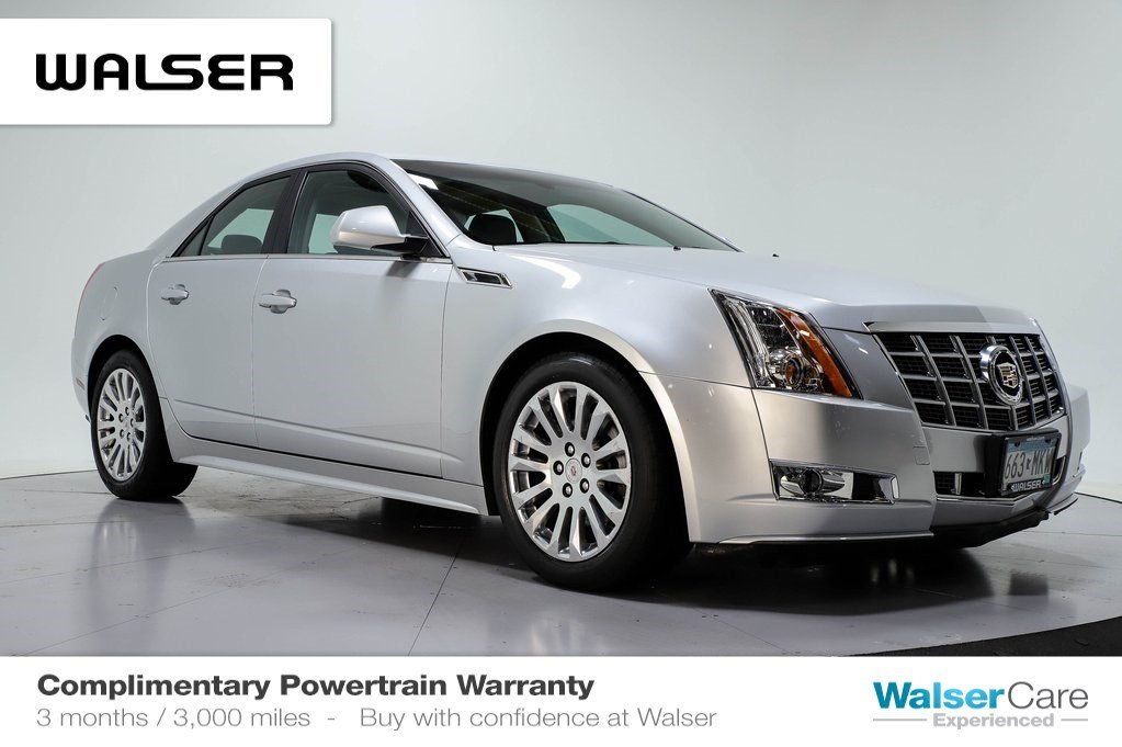 Pre-Owned 2013 Cadillac CTS Sedan PREMIUM AWD