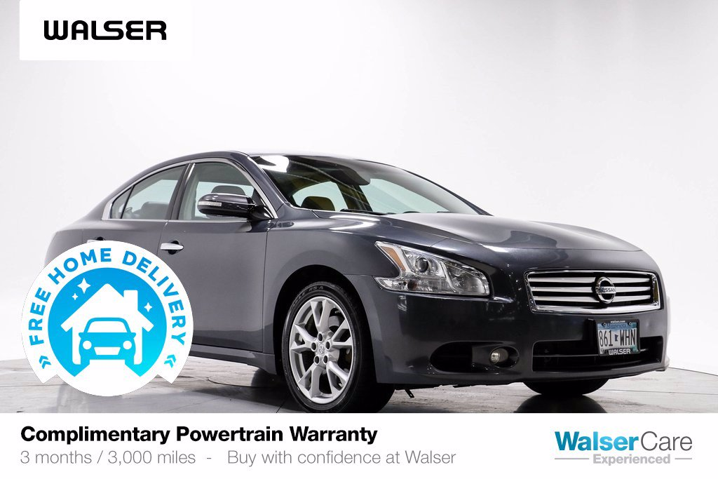 Pre-Owned 2013 Nissan Maxima 3.5 SV VALUE PK