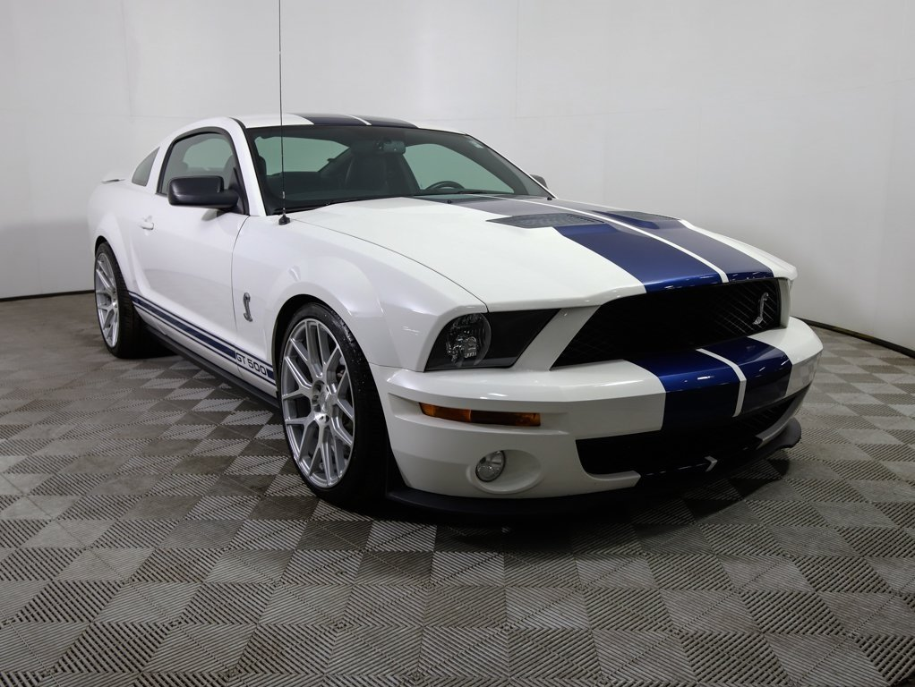 Pre-Owned 2008 Ford Mustang Base