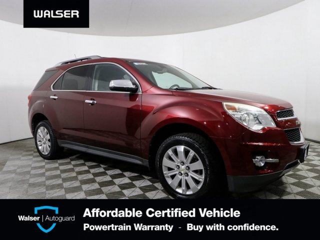 Pre-Owned 2010 Chevrolet Equinox LTZ FWD