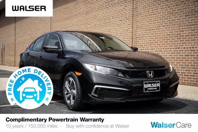 New 2019 Honda Civic 2.0L LX
