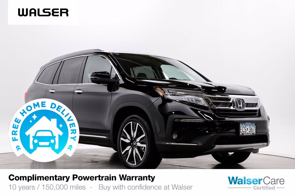 Pre-Owned 2020 Honda Pilot TOURING AWD