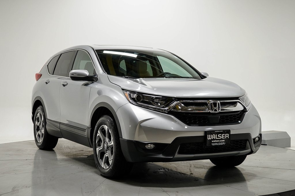 2017 Honda Cr V Ex Awd Certified