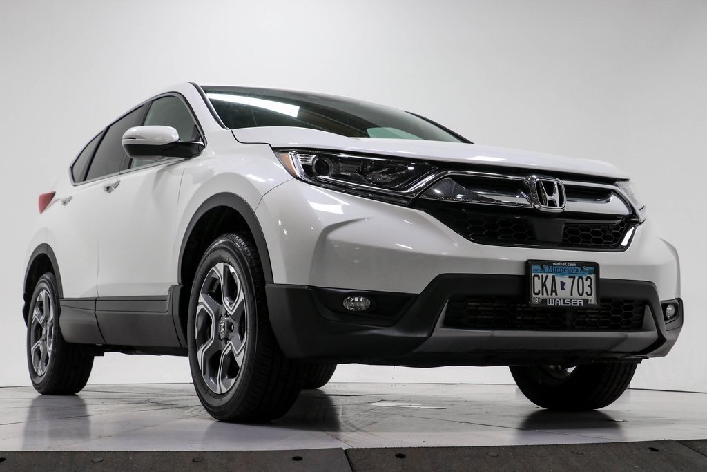 Certified Pre-Owned 2018 Honda CR-V EXL AWD CERTIFIED