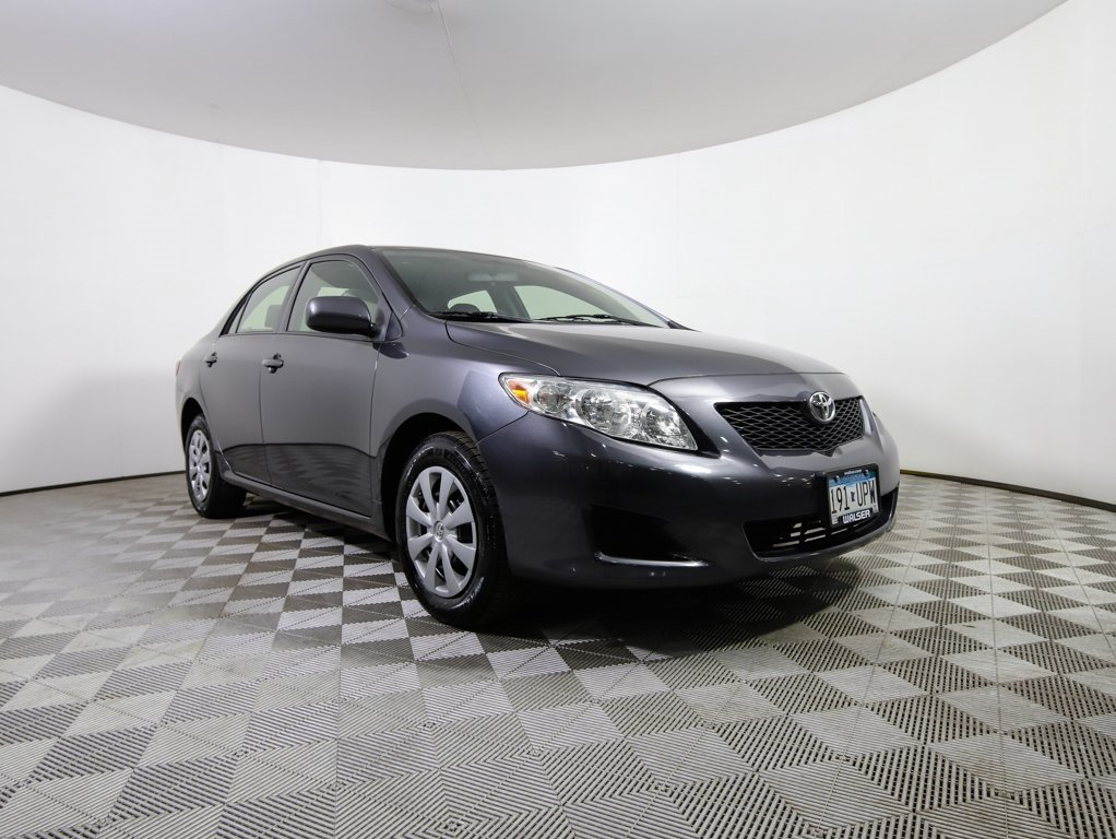 Pre-Owned 2010 Toyota Corolla S
