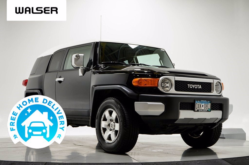 Pre-Owned 2008 Toyota FJ Cruiser CONVENIENCE