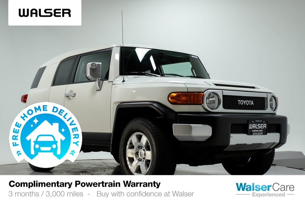 Pre-Owned 2010 Toyota FJ Cruiser 1 OWNER 4WD