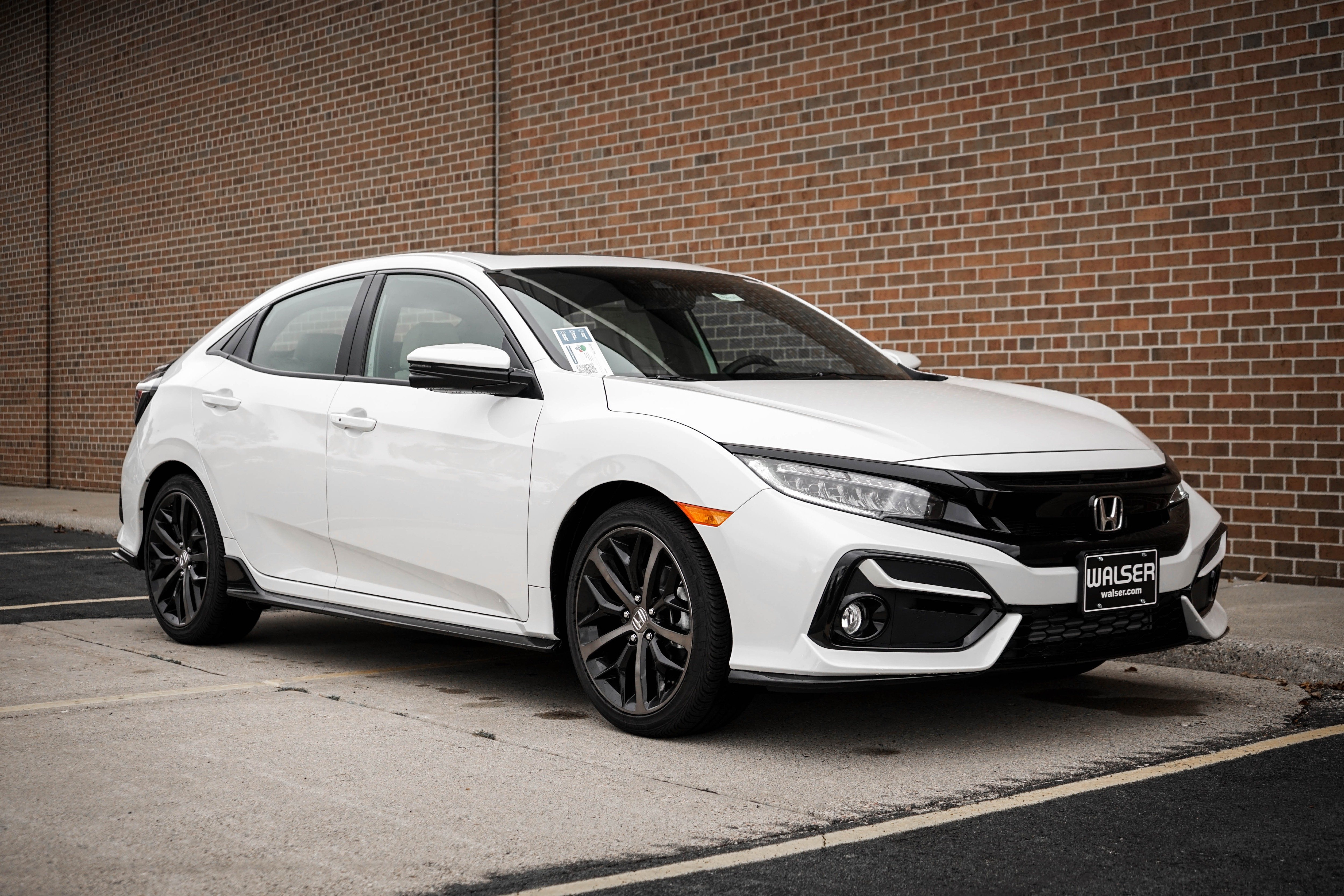 Honda Civic New >> New 2020 Honda Civic Sport Touring With Navigation