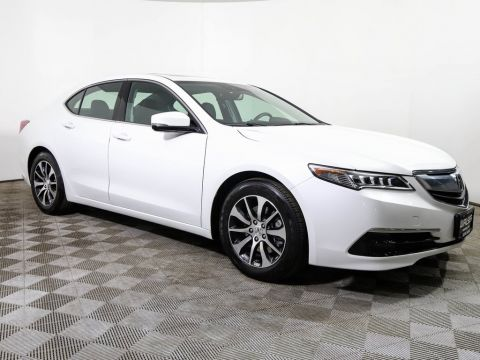 Pre-Owned 2017 Acura TLX w/ Technology Package