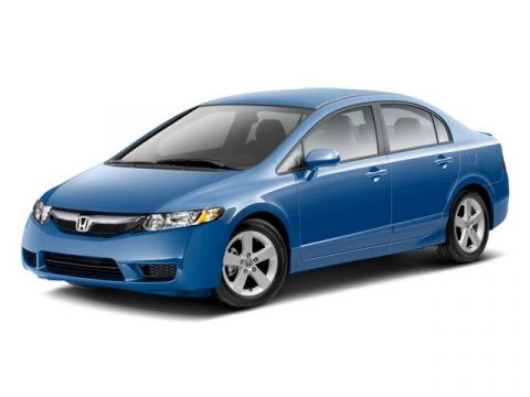 Pre-Owned 2011 Honda Civic LX AUTO .