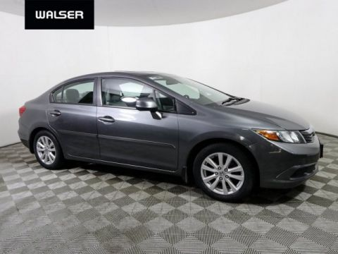 Pre-Owned 2012 Honda Civic EX MOON