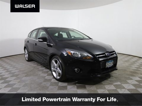Pre-Owned 2013 Ford Focus TITANIUM HATCH