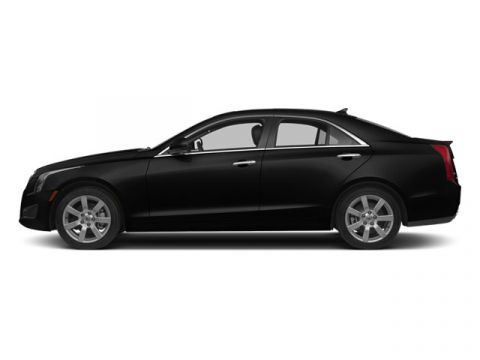 Pre-Owned 2014 Cadillac ATS LUXURY MOON AWD