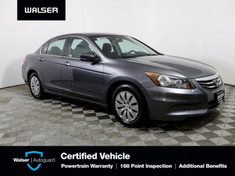 Pre-Owned 2012 Honda Accord LX AUTO