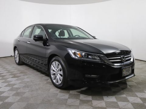 Pre-Owned 2014 Honda Accord EX MOON AUTO