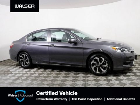 Pre-Owned 2016 Honda Accord EXL