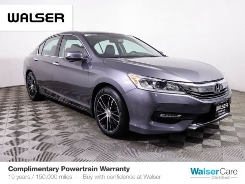 Pre-Owned 2017 Honda Accord EXL