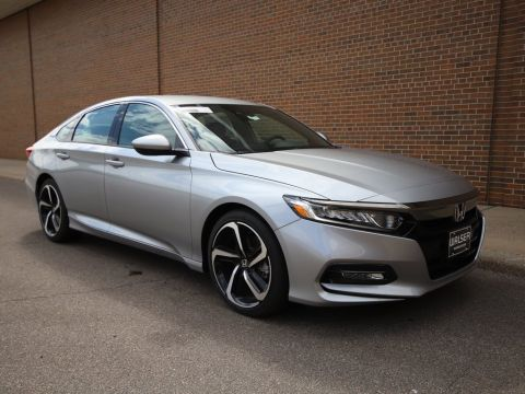 New 2018 Honda Accord 1.5T SPORT