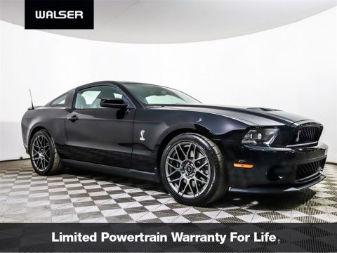 Pre-Owned 2012 Ford Mustang Coupe