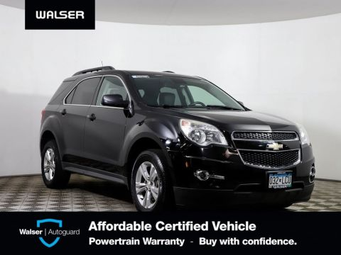 Pre-Owned 2012 Chevrolet Equinox 2LT FWD