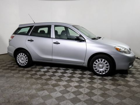 Pre-Owned 2008 Toyota Matrix FWD HATCH AUTO
