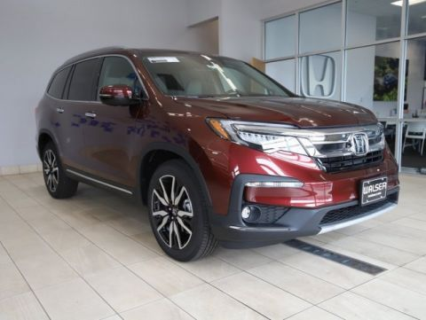 New 2019 Honda Pilot TOURING 7P