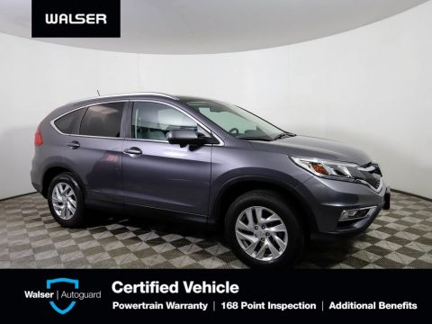 Pre-Owned 2016 Honda CR-V EXL AWD