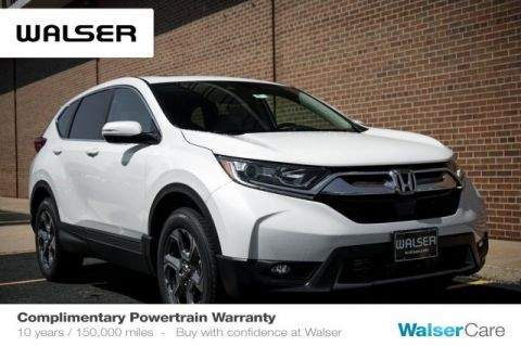 New 2019 Honda CR-V CR-V 1.5T