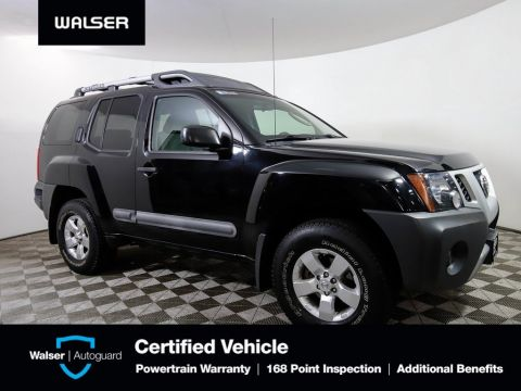 Pre-Owned 2011 Nissan Xterra S AWD
