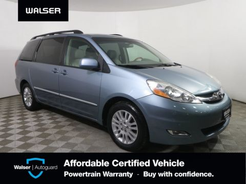 Pre-Owned 2007 Toyota Sienna XLE 7-Passenger