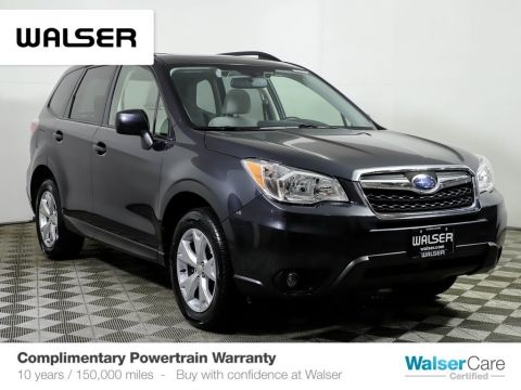 Pre-Owned 2016 Subaru Forester PREM AWD EYESIGHT