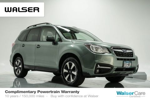 Pre-Owned 2017 Subaru Forester PREM EYES HTSEATS