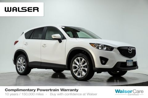 Pre-Owned 2015 Mazda CX-5 GT AWD TECH