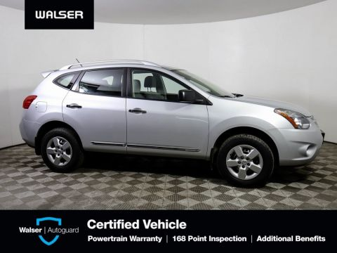 Pre-Owned 2014 Nissan Rogue Select SELECT AWD