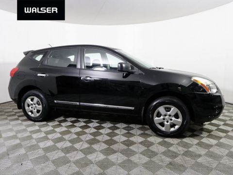 Pre-Owned 2011 Nissan Rogue S AWD