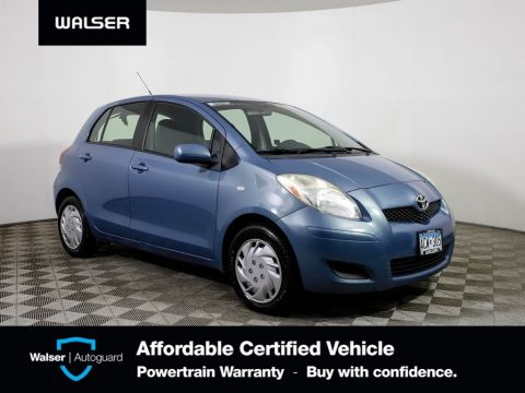 Pre-Owned 2009 Toyota Yaris HATCH
