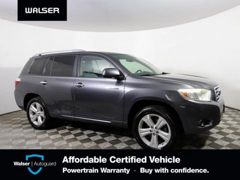 Pre-Owned 2008 Toyota Highlander LTD FWD