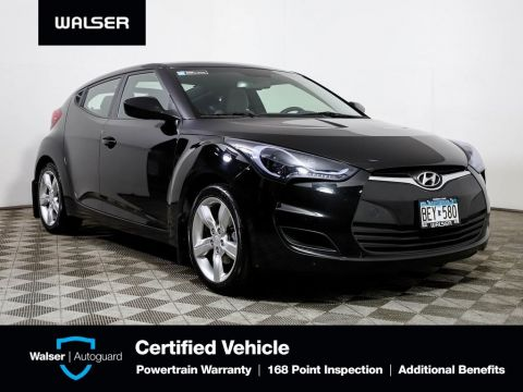 Pre-Owned 2014 Hyundai Veloster M/T HATCH